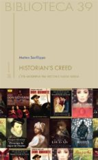Historian's creed (ebook)