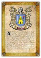 Apellido Bujalance / Origen, Historia y Heráldica de los linajes y apellidos españoles e hispanoamericanos
