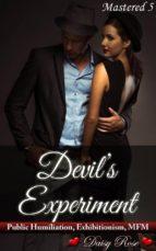 Devil's Experiment (ebook)