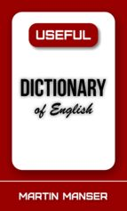Useful Dictionary of English