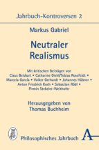 Neutraler Realismus (ebook)