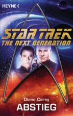 Star Trek - The Next Generation: Abstieg (ebook)