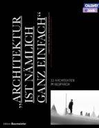 """""""ARCHITEKTUR IST NÄMLICH GANZ EINFACH"""" (ebook)"""