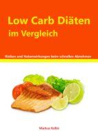 Low Carb Diäten im Vergleich (ebook)