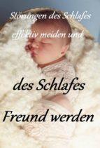 Störungen des Schlafes effektiv meiden und des Schlafes Freund Werden (ebook)