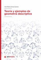Teoría y ejemplos de geometría descriptiva