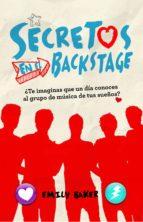 Secretos en el backstage (ebook)