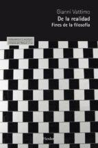 De la realidad (ebook)