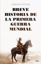 Breve historia de la primera guerra mundial (ebook)