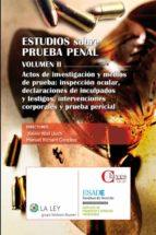 Estudios sobre prueba penal (ebook)