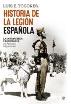 Historia de la Legión española (ebook)