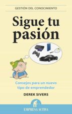 Sigue tu pasión (ebook)
