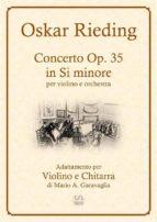 Oskar Rieding - Concerto per violino e orchestra d