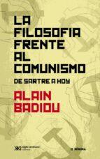 La filosofía frente al comunismo: De Sartre a hoy (ebook)