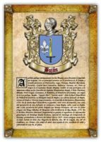 Apellido Buján / Origen, Historia y Heráldica de los linajes y apellidos españoles e hispanoamericanos
