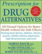 Prescription for Drug Alternatives (ebook)