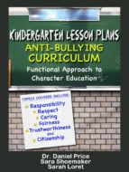 Kindergarten Lesson Plans (ebook)