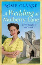 A Wedding at Mulberry Lane (ebook)