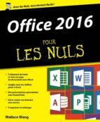 Office 2016 Pour les Nuls (ebook)