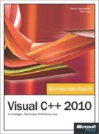 Visual C++ 2010 - Das Entwicklerbuch (ebook)