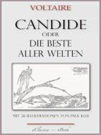 """Candide oder """"Die beste aller Welten"""" (ebook)"""