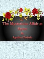 The Mysterious Affair at Styles By Agatha Christie (ebook)