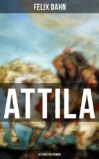 ATTILA: Historischer Roman (ebook)
