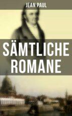 Sämtliche Romane von Jean Paul (ebook)