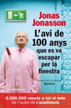 L'AVI DE 100 ANYS QUE ES VA ESCAPAR PER LA FINESTRA
