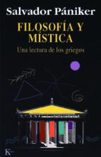 Filosofía y mística (ebook)