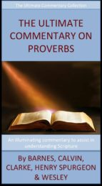 The Ultimate Commentary On Proverbs (ebook)