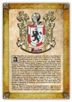 Apellido Bujeda / Origen, Historia y Heráldica de los linajes y apellidos españoles e hispanoamericanos
