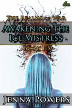 The Realms of War 8: Awakening the Ice Mistress (Ogres and Female Elf Erotica) (ebook)