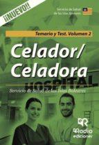 Celador/Celadora. Servicio de Salud de las Islas Baleares. Temario y Test. Volumen 2 (ebook)