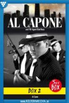 Al Capone 5er Box 2 - Kriminalroman (ebook)