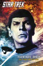 STAR TREK - THE ORIGINAL SERIES 2: FEUERTAUFE: SPOCK