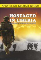 Hostaged in Liberia (ebook)
