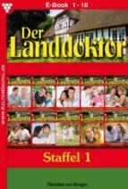 Der Landdoktor Staffel 1 - Arztroman (ebook)