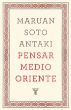Pensar Medio Oriente (ebook)
