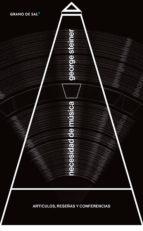 Necesidad de música (ebook)