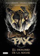 Pax. El demonio de la noche (ebook)
