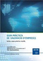 Guia pràctica de valoració d'empreses (ebook)