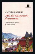 Más allá del equinoccio de primavera (ebook)