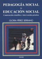 Pedagogía social-Educación social (ebook)