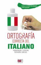 Ortografía correcta del italiano