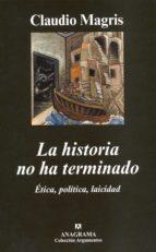 LA HISTORIA NO HA TERMINADO