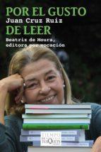 Por el gusto de leer (ebook)