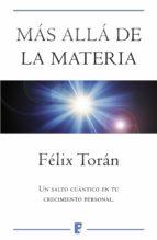 Más allá de la materia (ebook)