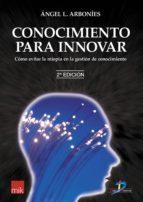 Conocimiento para innovar (ebook)
