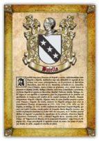 Apellido Bujella / Origen, Historia y Heráldica de los linajes y apellidos españoles e hispanoamericanos